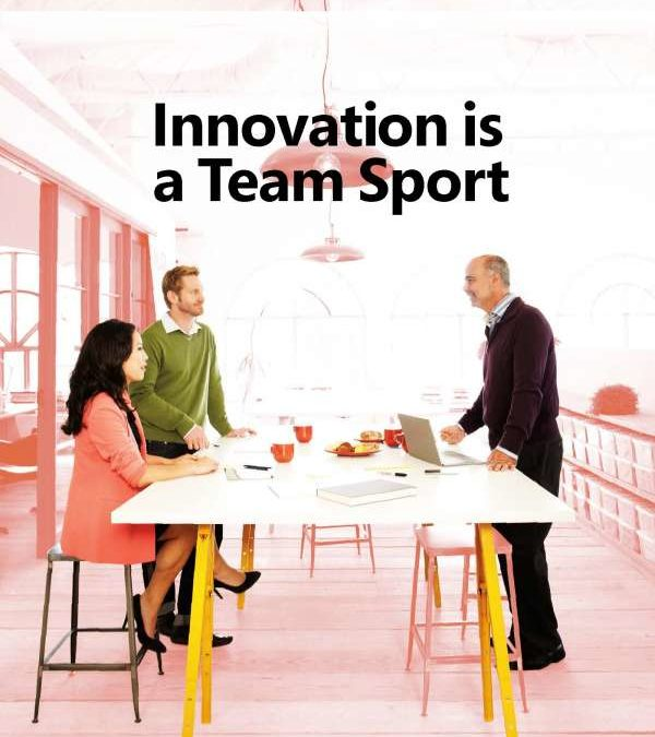 Innovation is a Team Sport