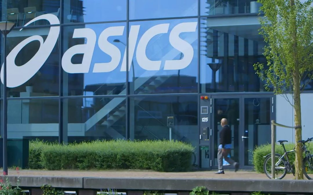 ASICS EMEA hits the ground running with cloud-based mobility solution