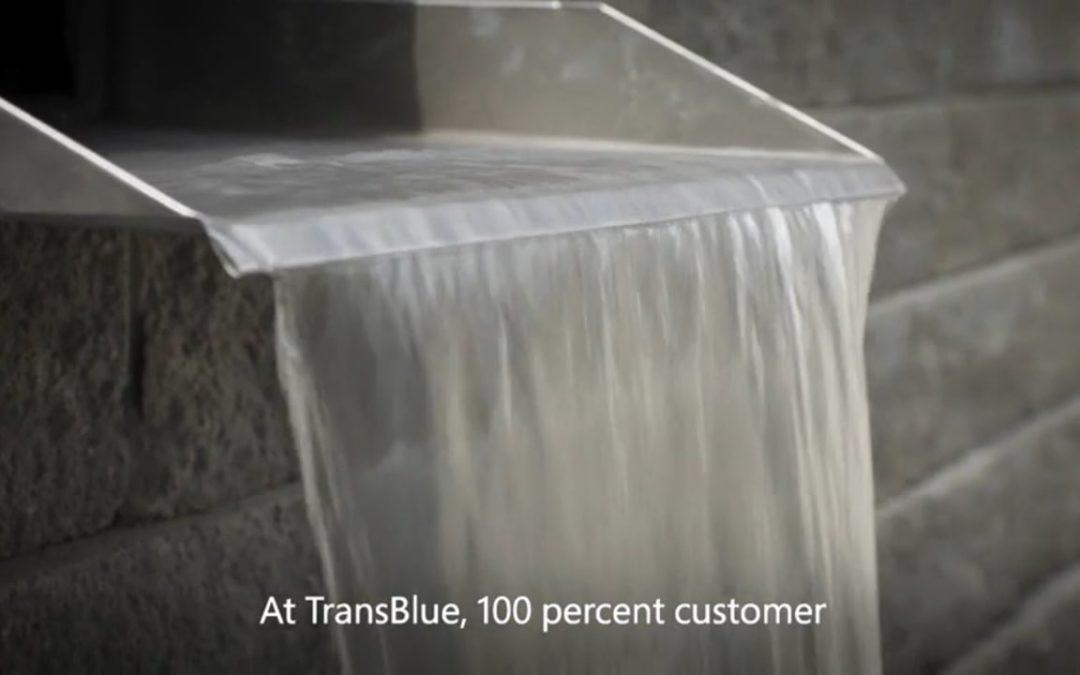 Customer story: TransBlue